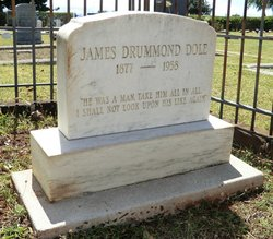 James Drummond Dole