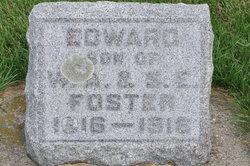 Edward Alden Foster