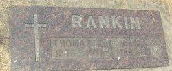 Tomas E Rankin