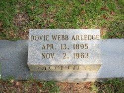 Dovie <i>Webb</i> Arledge