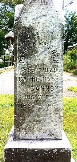 Catherine <i>Gannon</i> Moonen