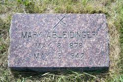 Mary <i>Leible</i> Ableidinger
