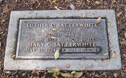 Mary C Satterwhite