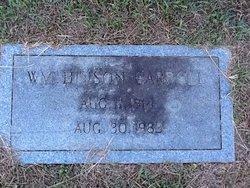 William Hinson Carroll