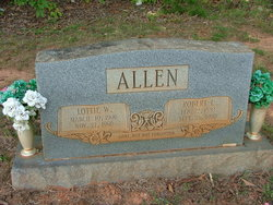 Robert Lee Allen, Sr