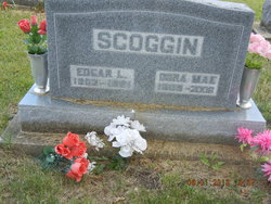Dora Mae <i>McDaniel</i> Scoggin