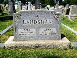 Azer Louis Landsman