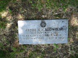 Clyde Everett Caldwell