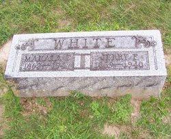 Mahala Evaline <i>Butler</i> White
