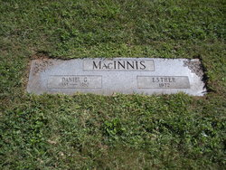Esther <i>Rourge</i> McInnis