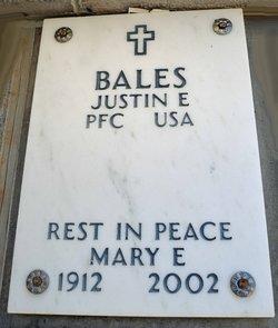 Mary E. Bales
