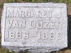 Margaret J Van Duzer