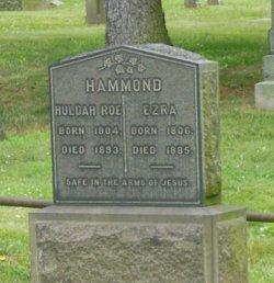 Huldah <i>Roe</i> Hammond