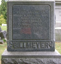 Blanche Billmeyer