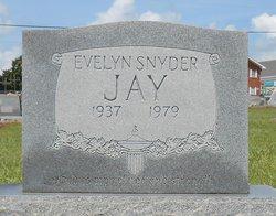 Evelyn <i>Snyder</i> Jay