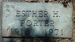 Esther H Porter