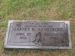 Garnet Rose <i>Miller</i> Armstrong