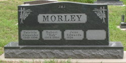 Patricia G <i>Morley</i> Alexander