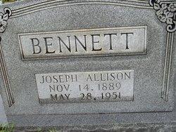 Joseph Allison Bennett
