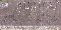Amelia S Buchanan