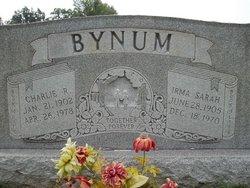 Irma Sarah <i>Owens</i> Bynum