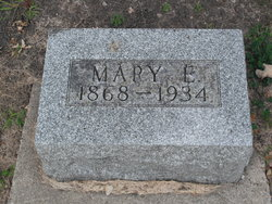 Mary E. <i>Dolliver</i> Silliman