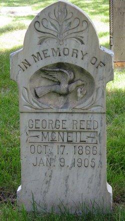 George Reed McNeil