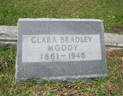 Clara Bradley Moody