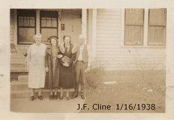 Bernice <i>Tompkins</i> Cline