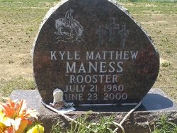 Kyle Maness