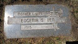 Eugenia S. <i>Wozniak</i> Ben