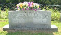 James William Jim Mahaney