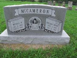 Thelma Irene <i>McKim</i> McCameron
