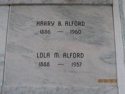 Harry B. Alford