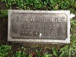 John W. Buenger