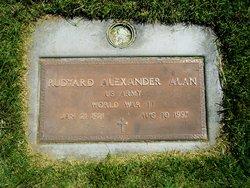 Rudyard Alexander Alan