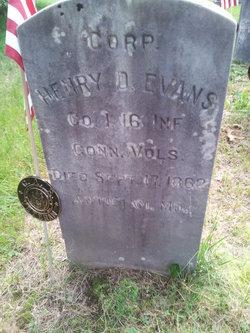 Henry D. Evans