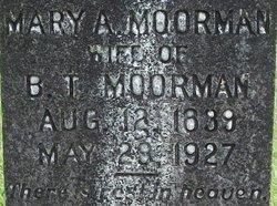 Mary A. Moorman