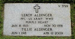 Leroy Aldinger