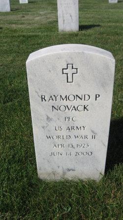 Raymond P Novack