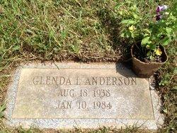 Glenda <i>Love</i> Anderson