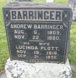 Lucinda <i>Plott</i> Barringer