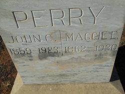 Maggie Estella <i>Black</i> Perry