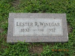 Lester Raymond Winegar