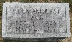 Viola Akehurst