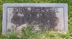 John Heschel Bible