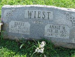 Harry Wiest