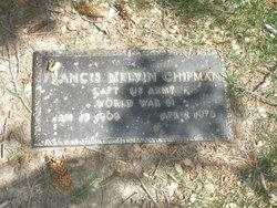 Francis Melvin Chipman