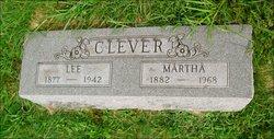 Martha Acree Mattie <i>Mount</i> Clever