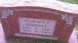 Clarence F. Kimbrel